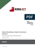 DOI 2016 - Hybris Commerce i Marketing Solution