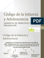 Código de La Infancia y Adolescencia