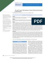 Obesidad y Microambiente 2016