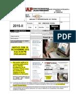 Análisis e Interpretación de Textos 2015 II
