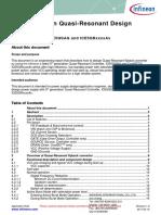 Infineon-DesignGuide Quasi Resonant CoolSET Generation5-ATI-V01 00-En