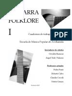 Folclore 1 Guitarra Empa