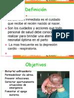 9.1 Atencion Inmediata Del Recien Nacido Fome