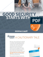 Good Security Start With You