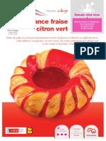 Alliance Fraise Citron