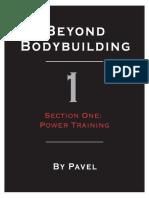 Pavel Tsatsouline - Beyond Bodybuilding.pdf