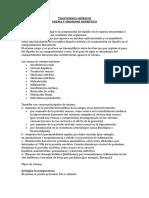 TRASTORNOS HÍDRICOS - Patologia