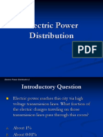 Ch11 Electric Power Distribution