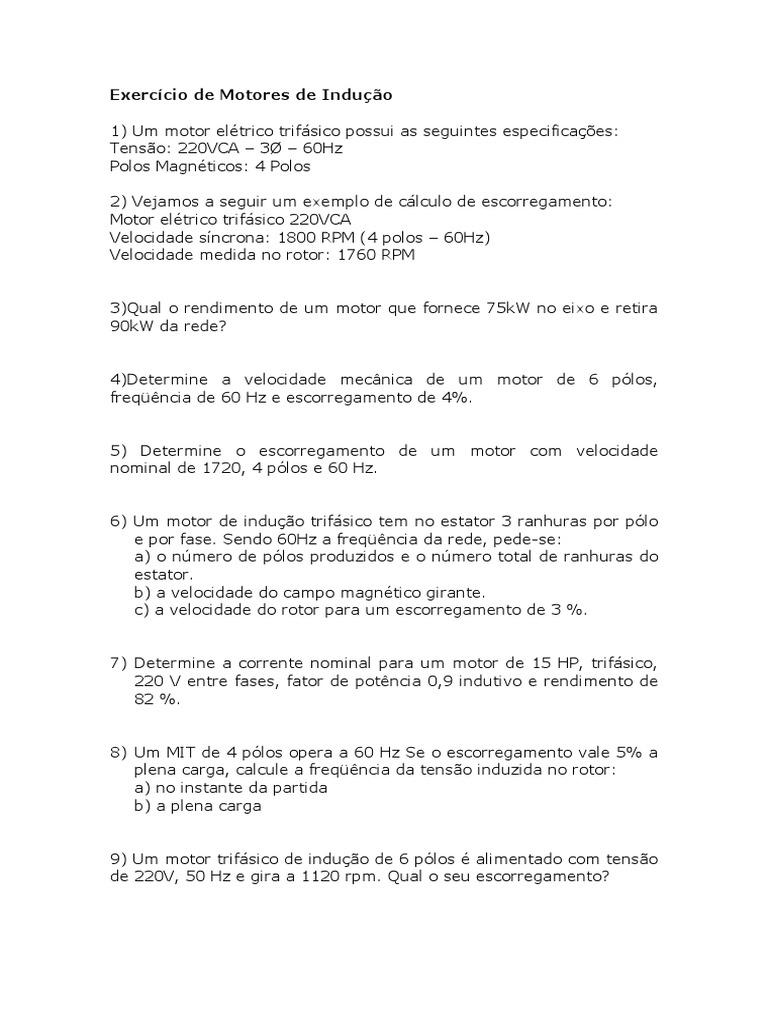 f03c2d7b41c docslide.com.br exercicio-de-motores-de-inducao.doc
