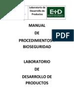 Manual Laboratorio de Desarrollo de Productos