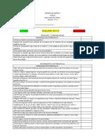 Evaluacion Final preescolar