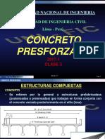 Concreto Presforzado Clase 3