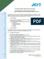 Convocatoria Elecciones 2011 y Formularios