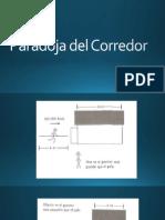 Paradoja Del Corredor