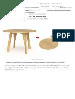 CNC 02 Flat Pack Furniture