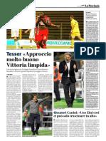 La Provincia Di Cremona 04-09-2017 - Interviste