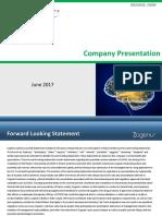 ZGNX Corporate Presentation June 2017.5