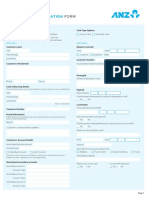 Visa Debit Apply Form