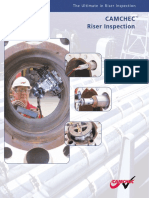 Cameron - CAMCHEC Riser Inspection - TC1484