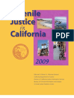 Jerry Brown's 2009 Juvenile Injustice