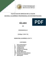 SILABO ENDOD II 2017-1.pdf