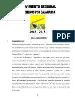 Movimiento Social Luchemos Por Cajamarca