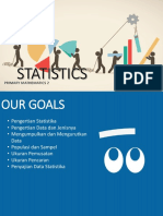 Week 1 & 2 - Statistika