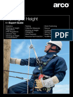 Arco-working at Height Expert Guide
