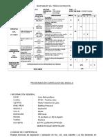Programa de Depilacion 2017 Segunda Parte Imprimir