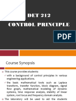 Chapter 1_Introduction to Control System
