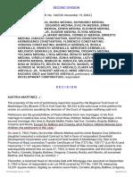1. Medina Et. Al v Greenfield Development Corporation (G.R. 140228)