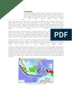 Kenapa Indonesia Rawan Bencana
