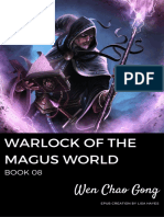 Warlock of the Magus World - Book 08.epub