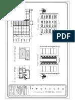 Plano Fundacion Vacio Model (2) Fachadas