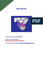 Prothèse Amovible Complète - Prothèse Immédiate - Prothèses Supraradiculaire Et Implantaire