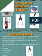 FonctionMécaniqueLiaison