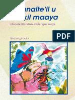 Libro de Literatura en Lengua Maya
