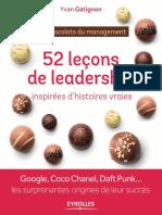 Leadership 52 Lecons