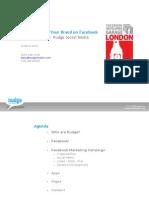 FaceBook SMO WorkShop
