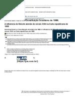 Immanuel Kant e a Constituição Brasileira de 1988 - Jus.com