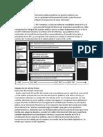 Evolución de las políticas públicas en el Perú