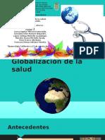 EXPO Globalizacion de La Salud y NOM 045