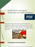 Tratamiento de Aguas Residuales en Latinoamérica