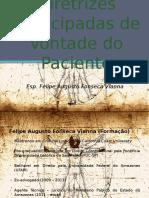 Diretrizes Antecipadas de Vontade do Paciente.pptx
