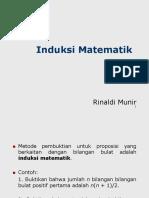 04-Induksi Matematik