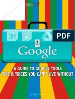 A Guide ToGoogle Tools