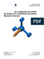 SolidWorks Simulation Instructor Guide 2010 PTB
