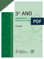 3 Ano Matematica Caderno Do Professor Vol 1