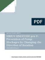 109478058 SIMOCODEproV PumpBlockagePrevention V1d0 En