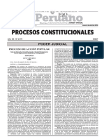 Rechazan discriminación de formación a distancia a travez de Accion Popular 12053-2014